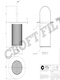 Baskets Product Generic Drawing