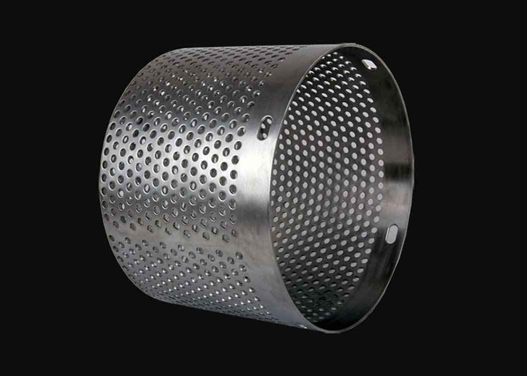Perforated Filter Basket