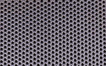 perforated-plate close