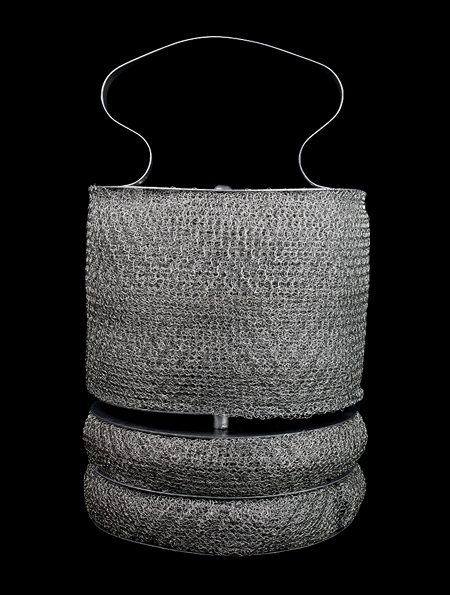knitted mesh