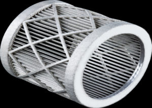 Additive Manufactured Wedge Wire