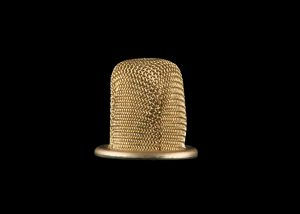 Brass Top Hat Filter