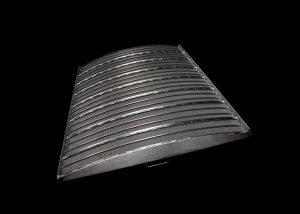 Curved Wedge Wire Screen