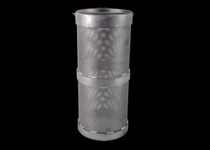Perforated Steel Cylinder