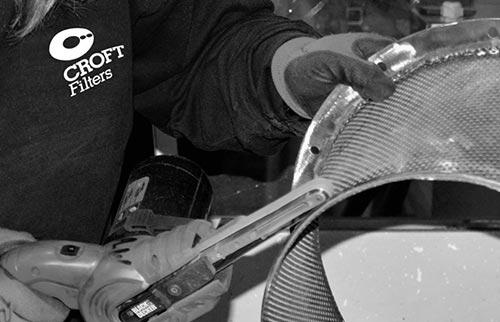 Croft Filters ltd - Fabricating